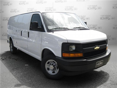 2017 Express 2500 Cargo Van #M138580 - photo 8