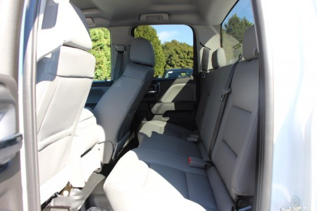 2019 Silverado 2500 Double Cab 4x2,  Reading SL Service Body #M141354 - photo 16