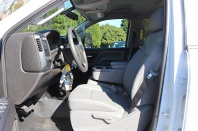 2019 Silverado 2500 Double Cab 4x2,  Reading SL Service Body #M141354 - photo 9