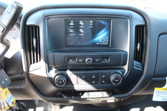 2019 Silverado 2500 Double Cab 4x2,  Reading Service Body #M142660 - photo 14