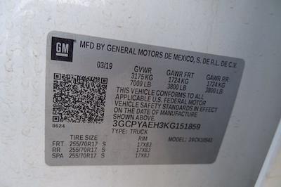 2019 Chevrolet Silverado 1500 Crew Cab 4x4, Pickup #M14615A - photo 32