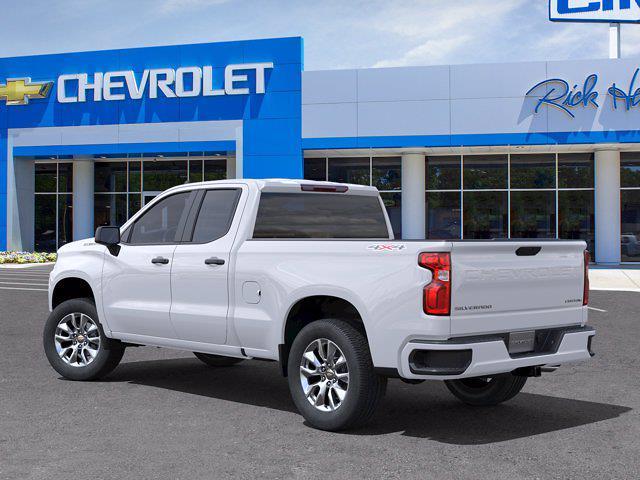 2021 Chevrolet Silverado 1500 Double Cab 4x4, Pickup #M14627 - photo 4