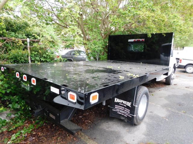 2017 Silverado 3500 Regular Cab Platform Body #M146781 - photo 5