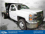 2017 Silverado 3500 Regular Cab Platform Body #M146781 - photo 1