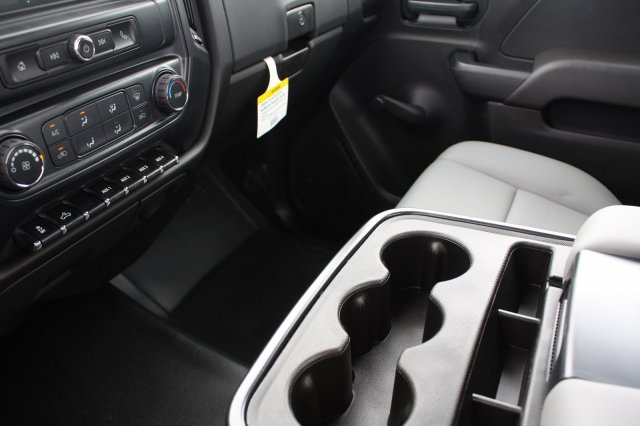 2017 Silverado 3500 Regular Cab DRW, Knapheide Value-Master X Platform Body #M147545 - photo 18