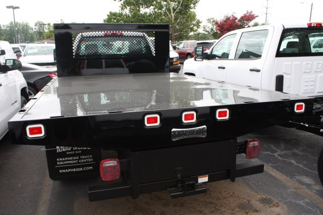 2017 Silverado 3500 Regular Cab DRW, Knapheide Value-Master X Platform Body #M147545 - photo 21