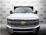 2017 Silverado 3500 Regular Cab DRW, Knapheide Value-Master X Platform Body #M147545 - photo 4