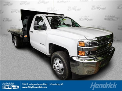 2017 Silverado 3500 Regular Cab DRW, Knapheide Value-Master X Platform Body #M147612 - photo 1