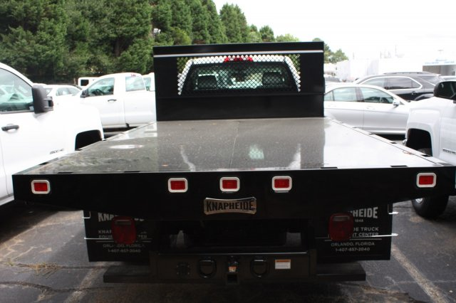 2017 Silverado 3500 Regular Cab, Knapheide Platform Body #M148496 - photo 26