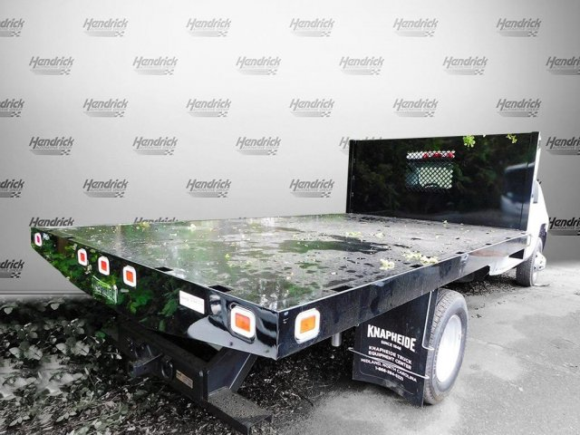 2017 Silverado 3500 Regular Cab, Knapheide Platform Body #M148496 - photo 4