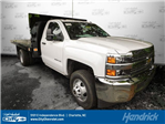 2017 Silverado 3500 Regular Cab, Knapheide Platform Body #M148496 - photo 1