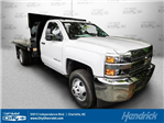2017 Silverado 3500 Regular Cab, Knapheide Platform Body #M148618 - photo 1