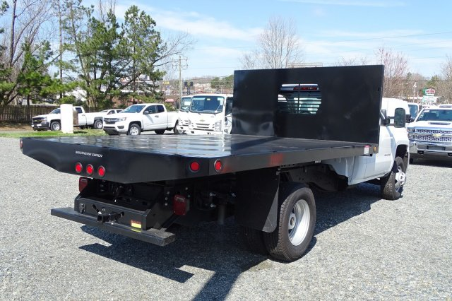 2019 Silverado 3500 Regular Cab DRW 4x4,  Knapheide Value-Master X Platform Body #M155158 - photo 2