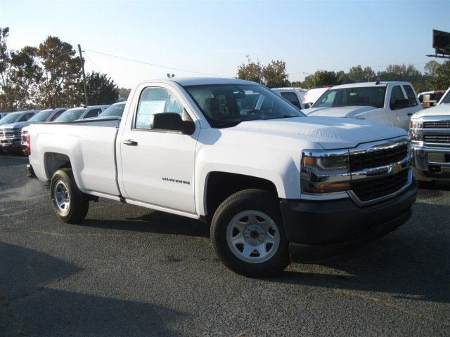 2017 Silverado 1500 Regular Cab, Pickup #M157781 - photo 5