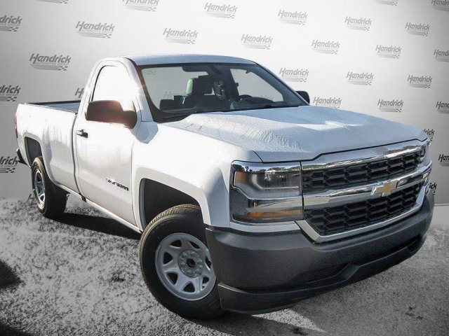 2017 Silverado 1500 Regular Cab, Pickup #M157781 - photo 25
