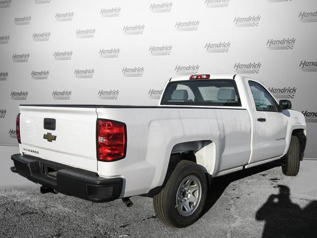 2017 Silverado 1500 Regular Cab, Pickup #M157781 - photo 2