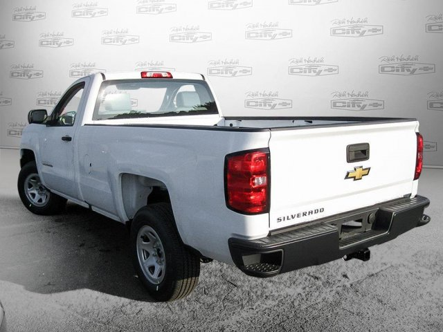 2017 Silverado 1500 Regular Cab, Pickup #M157781 - photo 28