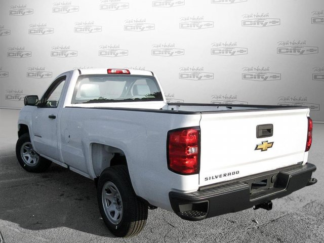 2017 Silverado 1500 Regular Cab, Pickup #M157781 - photo 30