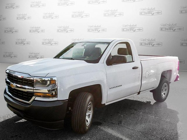 2017 Silverado 1500 Regular Cab, Pickup #M157781 - photo 31