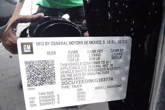 2019 Chevrolet Silverado 1500 Crew Cab 4x4, Pickup #M16600G - photo 41