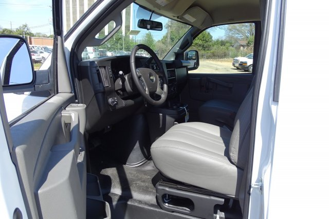 2019 Express 2500 4x2,  Sortimo Shelf Staxx Upfitted Cargo Van #M166469 - photo 8