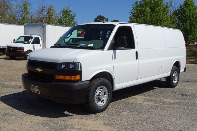 2019 Express 2500 4x2,  Sortimo Shelf Staxx Upfitted Cargo Van #M166469 - photo 3