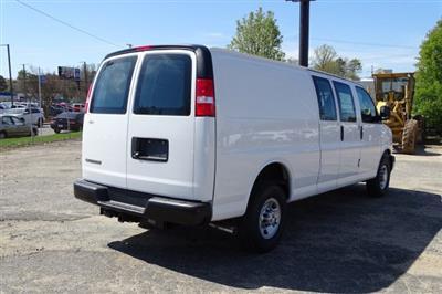 2019 Express 2500 4x2,  Sortimo Shelf Staxx Upfitted Cargo Van #M167599 - photo 6