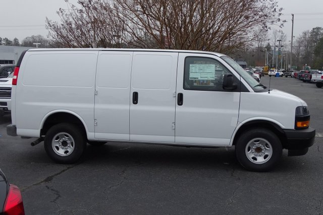 2019 Express 2500 4x2,  Sortimo Upfitted Cargo Van #M167912 - photo 6