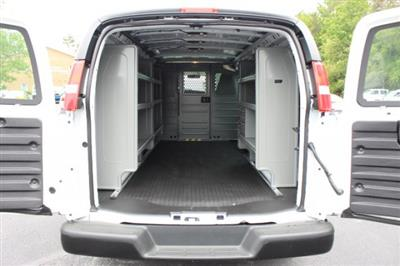 2019 Express 2500 4x2,  Adrian Steel Commercial Shelving Upfitted Cargo Van #M170564 - photo 2