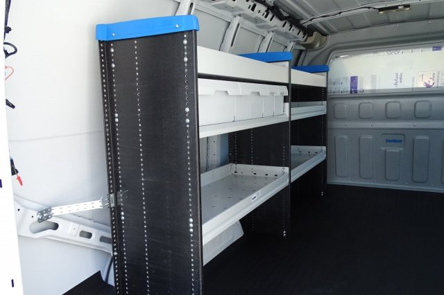 2019 Express 2500 4x2,  Sortimo Shelf Staxx Upfitted Cargo Van #M171366 - photo 18