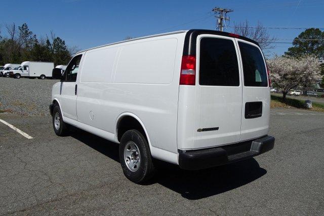 2019 Express 2500 4x2,  Sortimo Shelf Staxx Upfitted Cargo Van #M171366 - photo 5