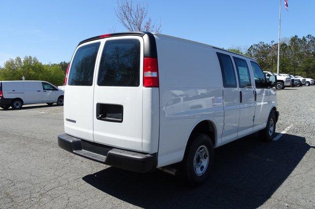 2019 Express 2500 4x2,  Sortimo Shelf Staxx Upfitted Cargo Van #M171366 - photo 6