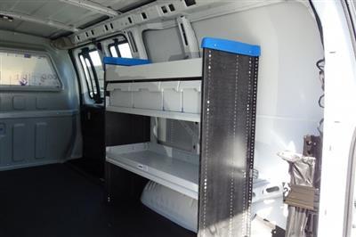 2019 Express 2500 4x2,  Sortimo Shelf Staxx Upfitted Cargo Van #M171366 - photo 19