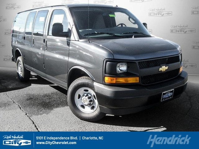 2017 Express 2500 Cargo Van #M171584 - photo 1