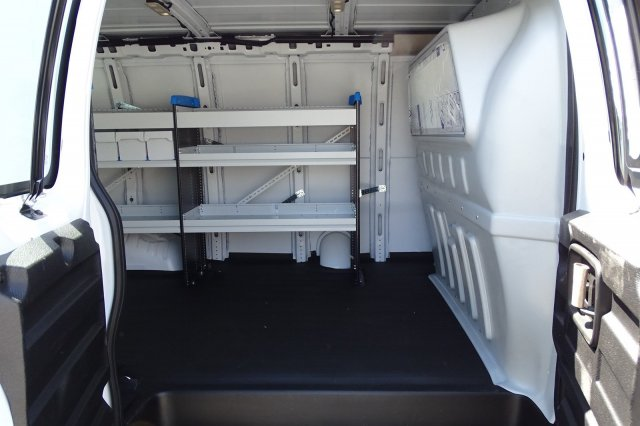 2019 Express 2500 4x2,  Sortimo Shelf Staxx Upfitted Cargo Van #M172542 - photo 20