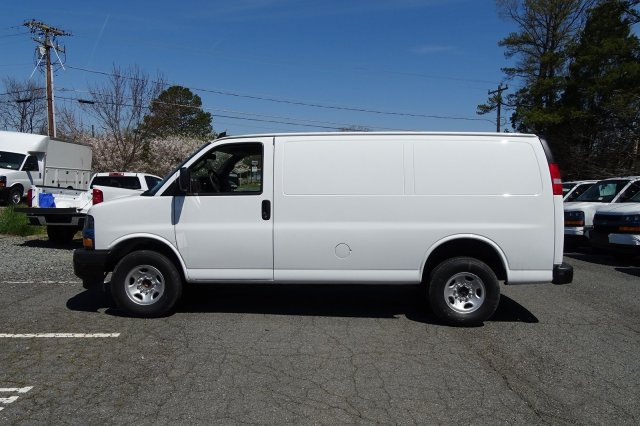 2019 Express 2500 4x2,  Sortimo Shelf Staxx Upfitted Cargo Van #M172542 - photo 4