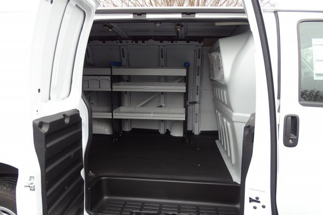 2019 Express 2500 4x2,  Sortimo Upfitted Cargo Van #M174821 - photo 7
