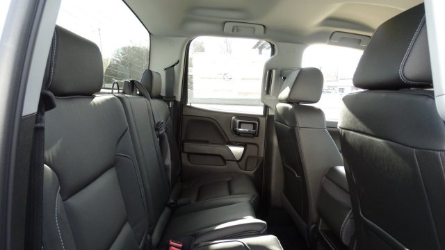 2018 Silverado 2500 Double Cab 4x4, Pickup #M177845 - photo 26