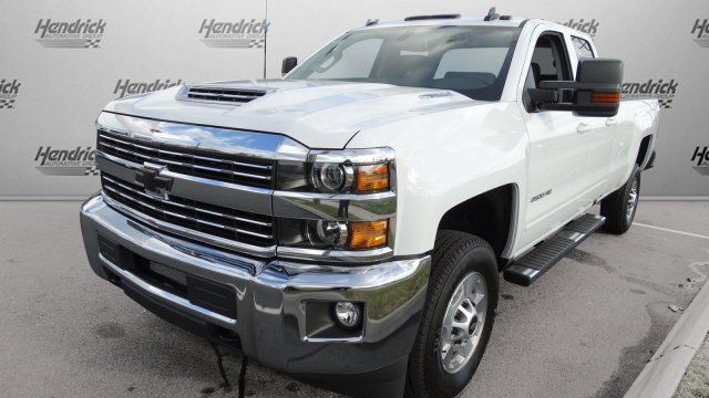 2018 Silverado 2500 Double Cab 4x4, Pickup #M177845 - photo 30