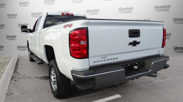 2018 Silverado 2500 Double Cab 4x4, Pickup #M177845 - photo 32