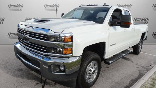 2018 Silverado 2500 Double Cab 4x4, Pickup #M177845 - photo 34