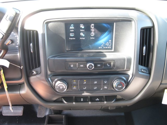 2017 Silverado 1500 Crew Cab 4x4, Pickup #M178265 - photo 17