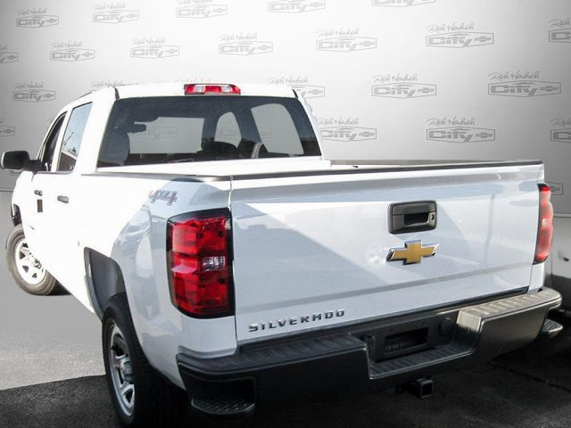 2017 Silverado 1500 Crew Cab 4x4, Pickup #M178265 - photo 5