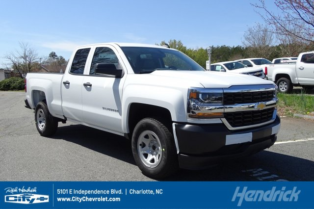2019 Silverado 1500 Double Cab 4x2,  Pickup #M178807 - photo 1