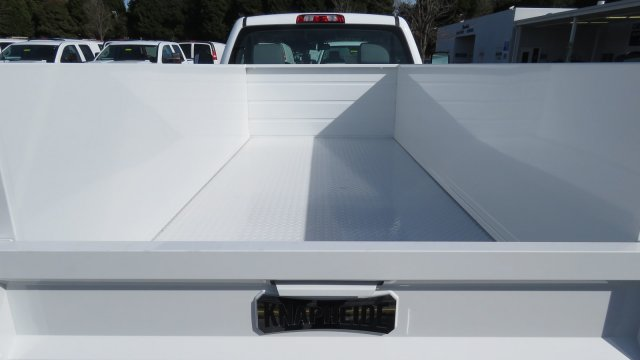 2018 Silverado 3500 Regular Cab DRW 4x2,  Knapheide Service Body #M180571 - photo 24