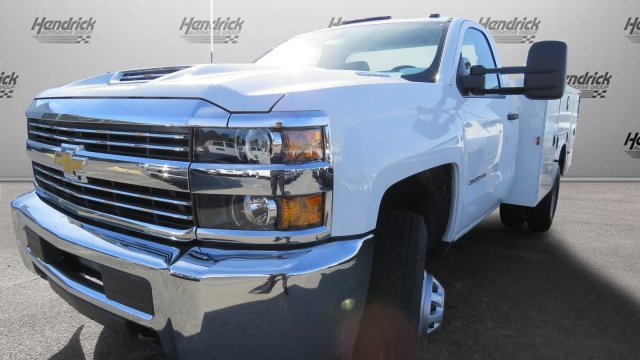 2018 Silverado 3500 Regular Cab DRW 4x2,  Knapheide Service Body #M180571 - photo 30