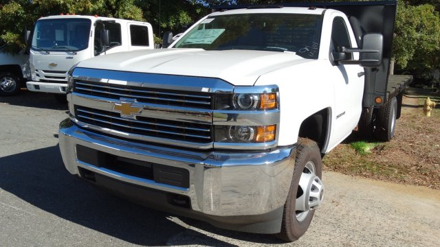 2017 Silverado 3500 Regular Cab DRW,  Freedom Workhorse Platform Body #M185804 - photo 31