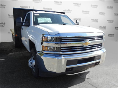 2017 Silverado 3500 Regular Cab DRW,  Freedom Workhorse Platform Body #M185804 - photo 3