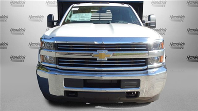 2017 Silverado 3500 Regular Cab DRW,  Freedom Workhorse Platform Body #M185804 - photo 5