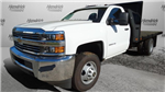 2017 Silverado 3500 Regular Cab DRW,  Freedom Workhorse Platform Body #M185804 - photo 8